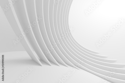 Poster Abstract wave Modern Geometric Wallpaper