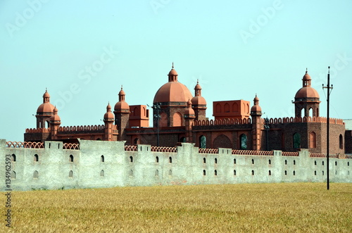 Papiers peints Fortification Fort in the state of Punjab, India