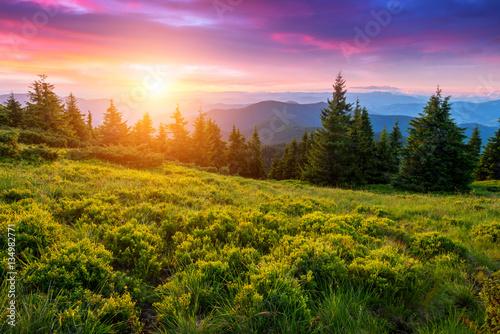 Obraz mountain - fototapety do salonu