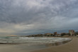 Beach of Benicassim (Castellon, Spain).