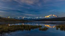 AUGUST 29, 2016 - Mount Denali...