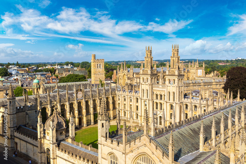 Photo All Souls College, Oxford University