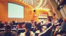 Blur Of Auditorium Room Use Fo...