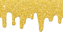 Dripping Gold Seamless