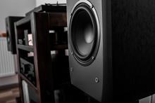 Speakers, Music Room, Vinyl So...