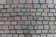 cobblestone street surface background pattern