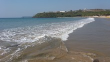 Bogmalo Beach, Vasco GOA, India