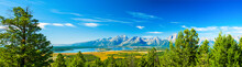 Grand Teton National Park, Wyo...