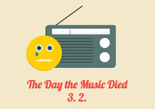 Poster For The Day The Music D...