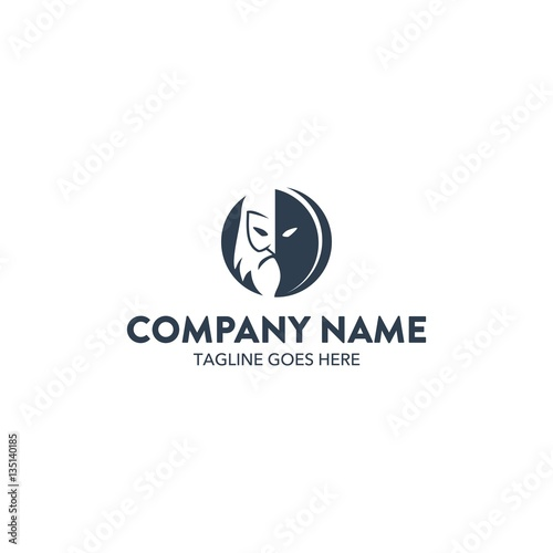 Photo  Zeus Logo Template