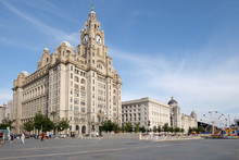 Liverpool Royal Liver Building...