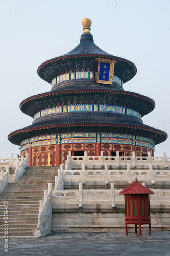 Keuken foto achterwand Peking Temple of Heaven in Beijing, China