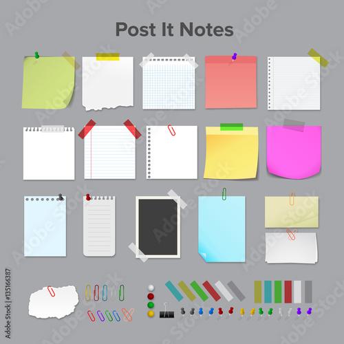 Fotografia  Post It Note