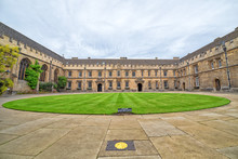 St John's College In Oxford