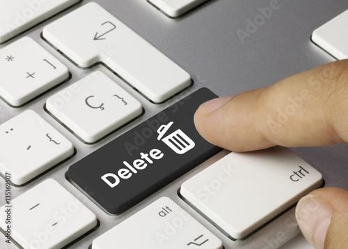 Fotomural Delete