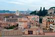 Roma periferica vista dall'alto