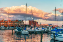 BALTIMORE, USA Founded In 1729...
