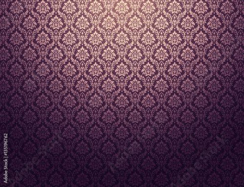 purpurowy-adamaszkowy-deseniowy-tlo