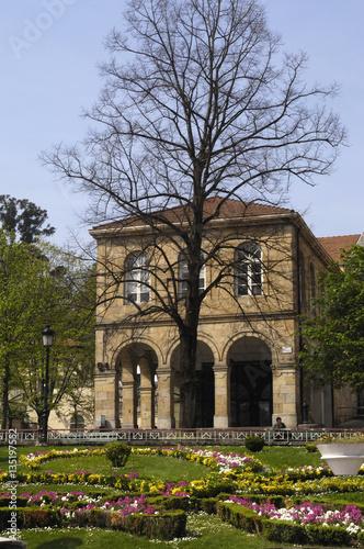 Photo  (Escuelas publicas), public schools, Guernica; Basque Country; Spain;