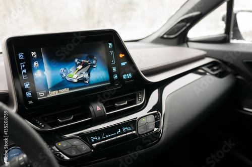 Hybrid-Innenraum Fototapete