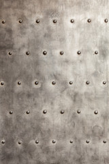 Fototapeta grunge metal plate as background texture