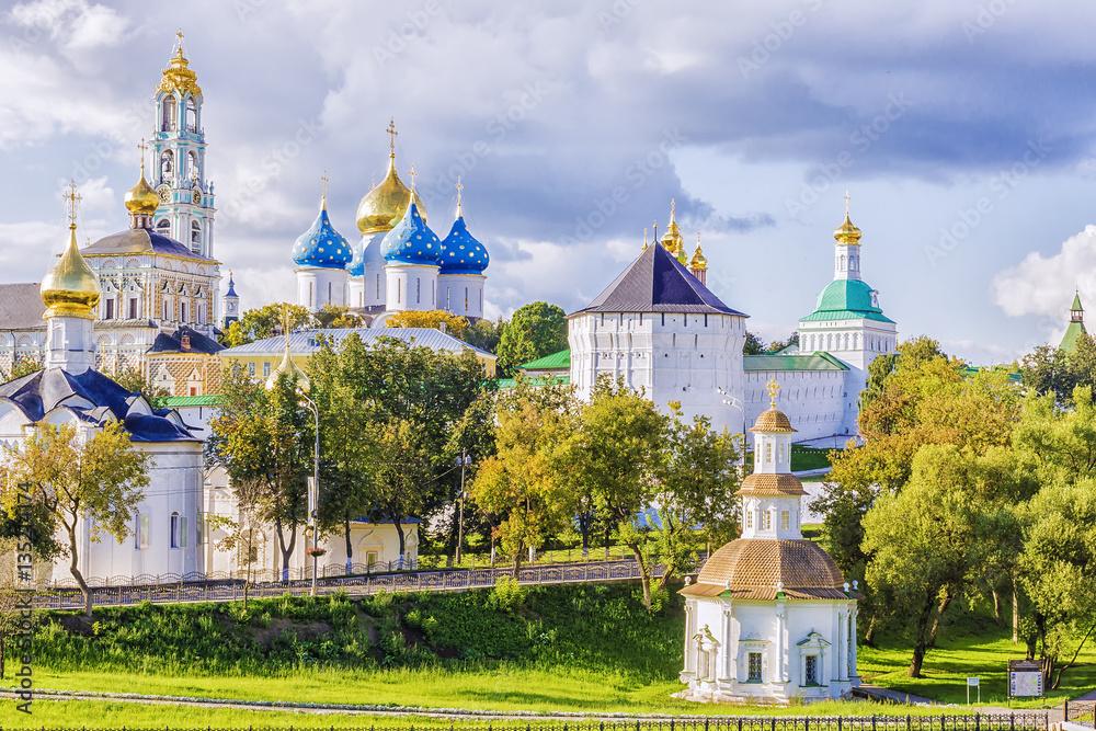 Fototapety, obrazy: Sergiev Posad, Russia