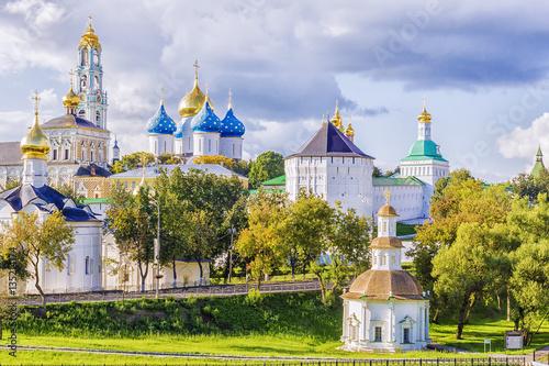Obraz na plátně  Sergiev Posad, Russia