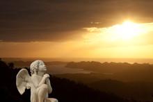 Prière De L'ange Au Soleil