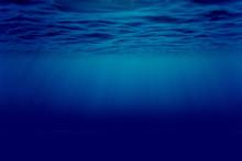 Immersione Subacquea Sott'acqua In Mare