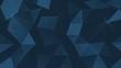 Blue seamless animated background loop