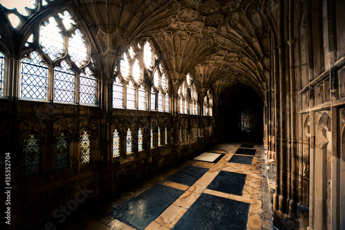 Gloucester Cathedral Canvas-taulu