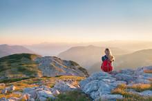 Krippenstein Sonnenaufgang - Wanderung Salzkammergut