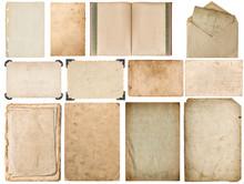Paper Edges Book Envelope Cardboard Photo Frame Corner
