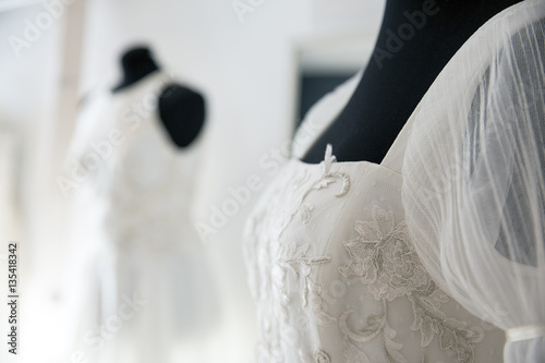 vestidos de novia - buy this stock photo and explore similar images