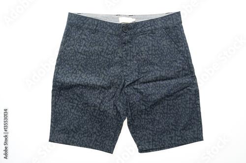 Valokuva  Casual men short pants