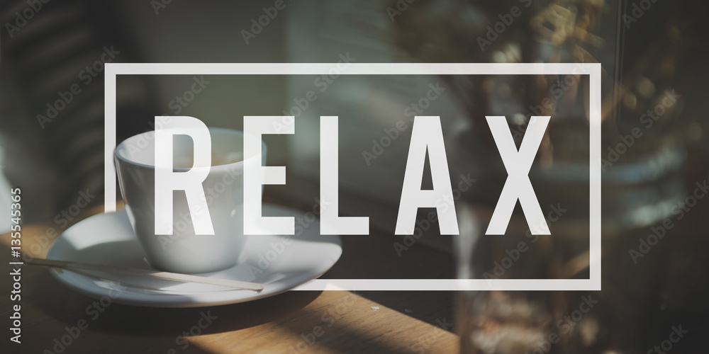 Fototapety, obrazy: Relax Recreation Chill Rest Serenity Concept