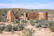 Hovenweep National Monument In Utah, USA