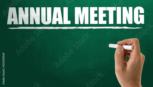 Fotografía  Annual Meeting