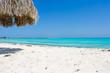Exotic beach in Cayo Largo. Cuba