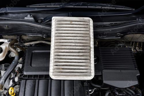 Fotografía  air filter