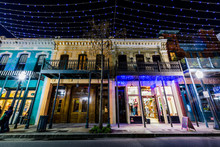 Historic Downtown Mobile, Alab...