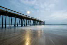 Ocean City, Maryland Pier Duri...