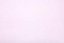 Pink Polka Dot Fabric Background, High Resolution