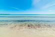 Cirrus clouds in La Cinta beach