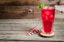 Summer Iced Drink - Tea Or Jui...