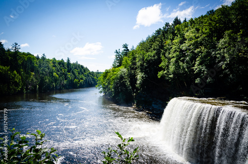 Fotografie, Obraz  Tahquamenon Falls in the upper peninsula of Michigan.