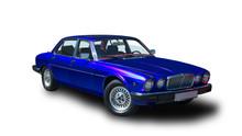 British Luxury Car