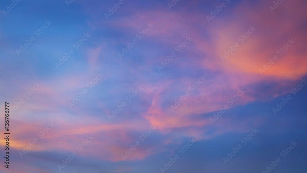 Fototapety, obrazy: Twilight Sky