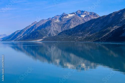 Fotobehang Bergen The beauty of Alaska