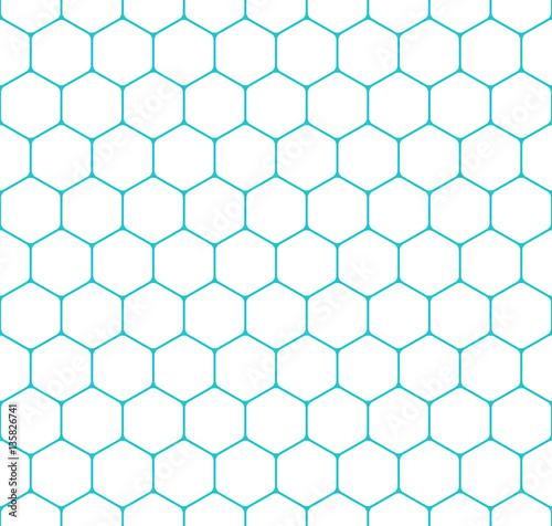 szesciokatne-ksztalty-bez-szwu-o-strukturze-plastra-miodu